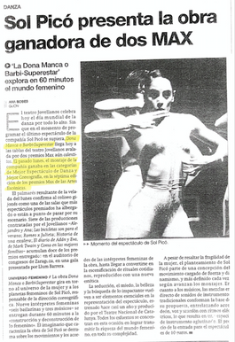 La Donna Manca