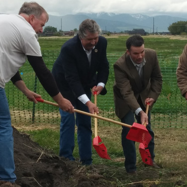We are Building Montana's Best Dog Park in Cooperation wth Gallatin County.