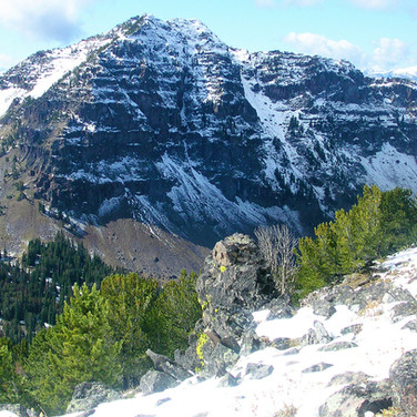 The Naming of Alex Lowe Peak