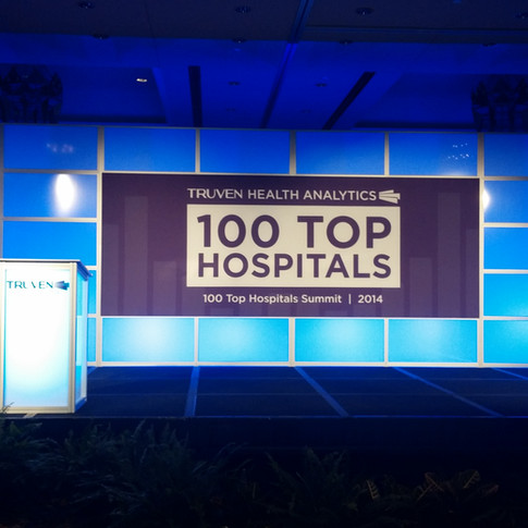Bozeman Health Was Named a Top 100 Hosptal Nationally