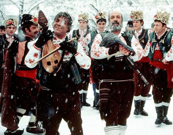 Празднование болгарского нового года