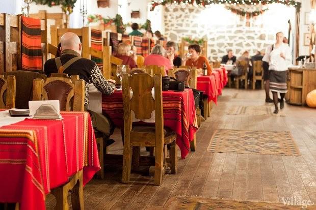 Ланч в ресторане Баба Марта