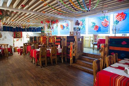 зал ресторана баба марта