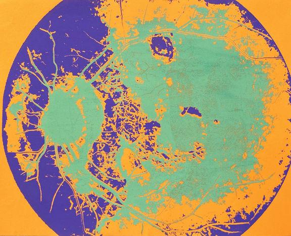 Crater Series,   No. 2