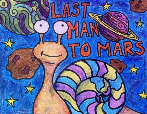 Last Man to Mars