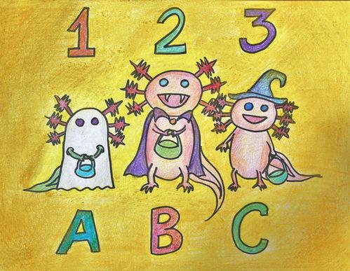 ABC Axolotls
