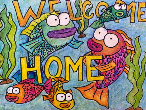 Welcome Home Fish