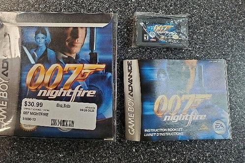007 Nightfire GBA
