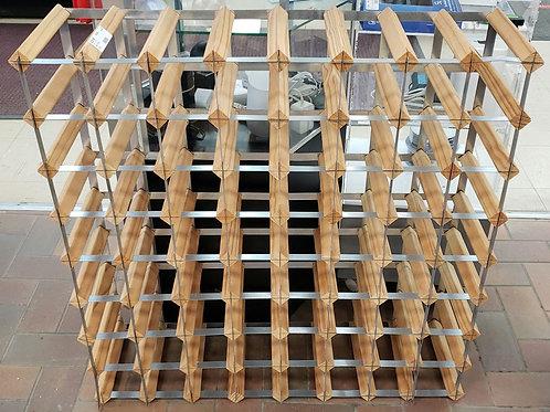 81 bottle wine rack