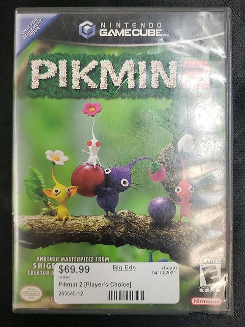 Pikmin 2 Gamecube
