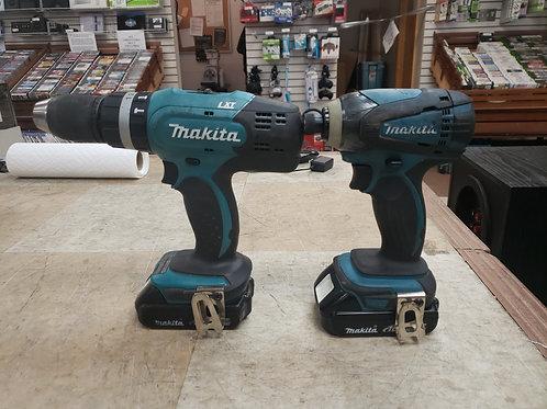Makita DHP453 Impact & Drill