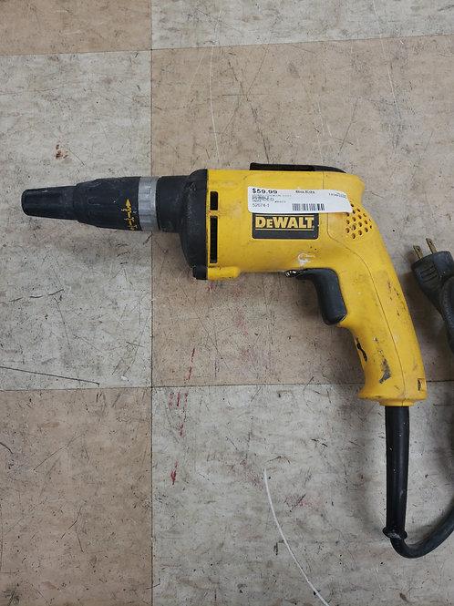 Dewalt DW255 corded drywall screwgun