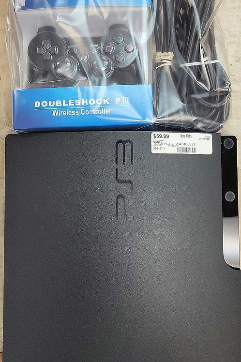 160GB Playstation 3 System