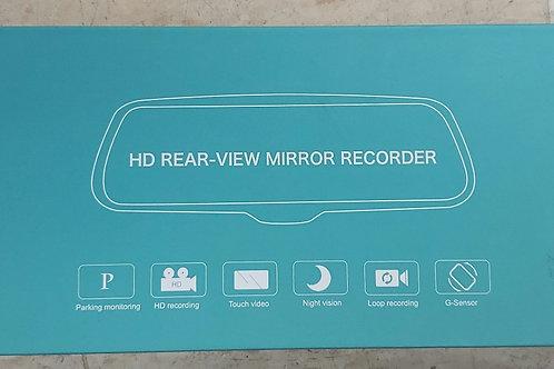 Awesafe Rear-View Mirror Dash Camera