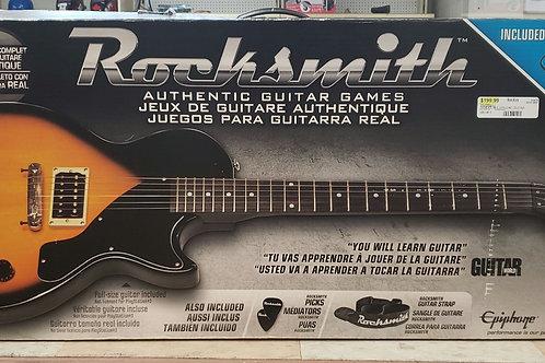 Rocksmith PS3 Guitar Bundle