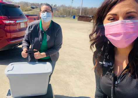 Vaccinating Daviess County schools' faculty & staff