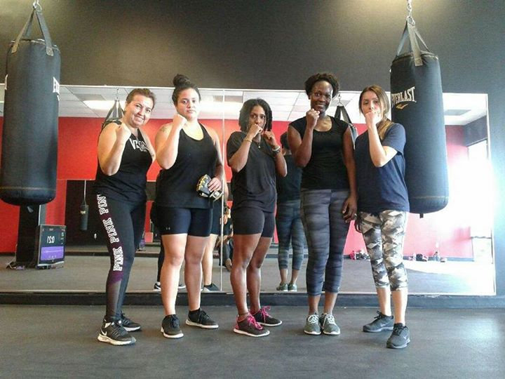 Adult Boxing and Fitness Group Cl