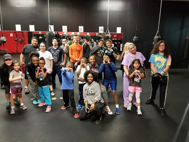 Youth Boxing Fitness Class (4-9) Lvl1