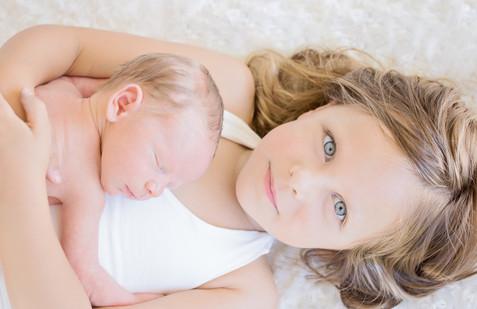 Jacksonville Newborn Lifestyle Photograp
