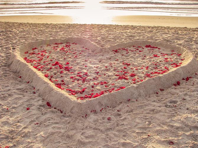 ...I choose love.