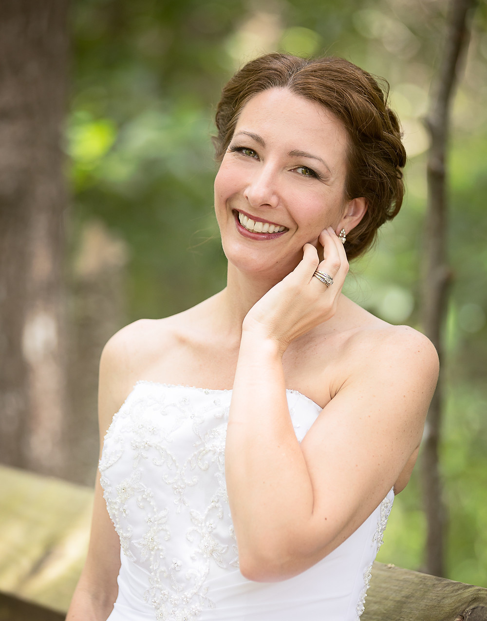 Final image: Bridal session Laur Lo in Jacksonville, Florida