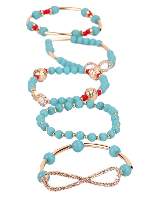 INFINITY MIX-AND-MATCH 5 BRACELET COLLECTION