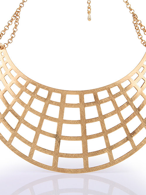 CLEOPATRA NECKLACE IN GOLD
