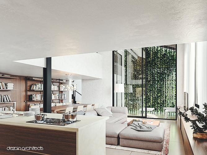Proposta Duplex Girona _ Dezain Architec