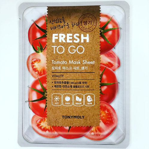 Tony Moly Fresh to Go Tomato Mask