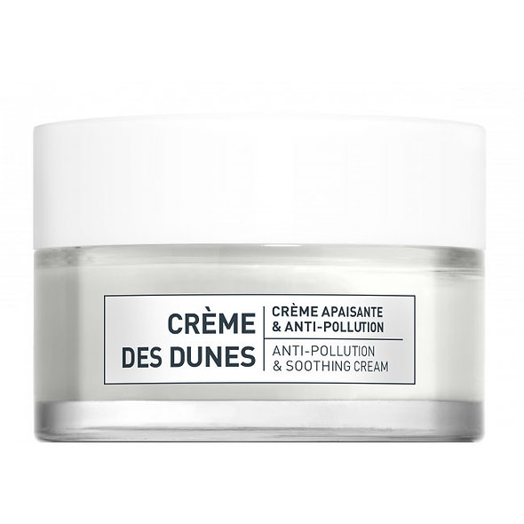 Crème des dunes -apaisant - Gamme Sensi Plus par Algologie