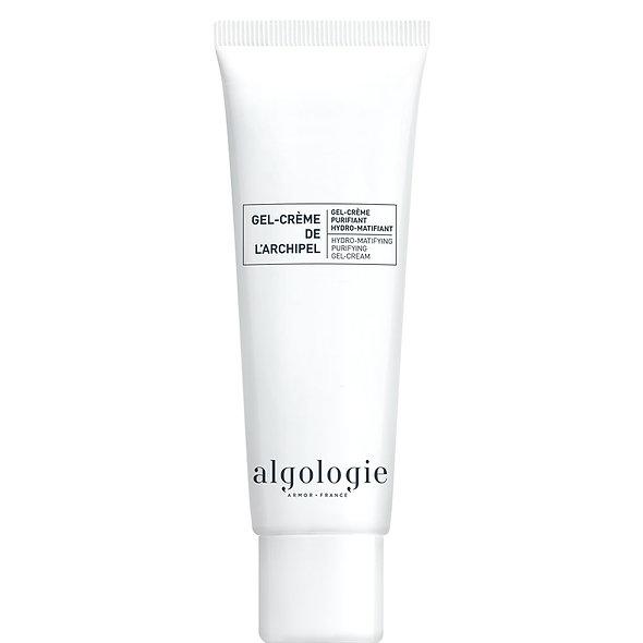 Gel-Crème de l'Archipel – Purifiant & Hydro-matifiant – Peau mixte / grasse – Ga
