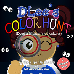 DLee's Color Hunt Bilingual