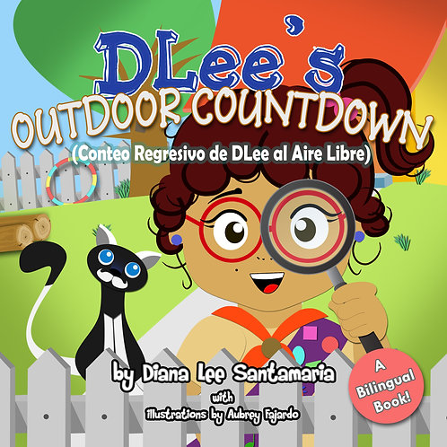 DLee's Outdoor Countdown- Bilingual Version