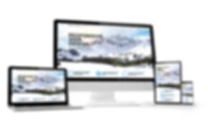 Modern Web Design With Integrated Marketing