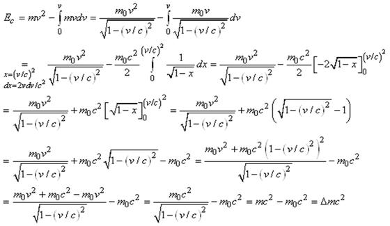 La Relativité Restreinte