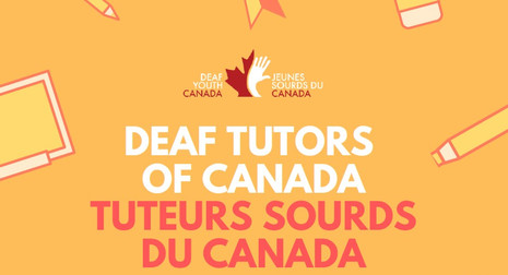 Deaf Tutors of Canada