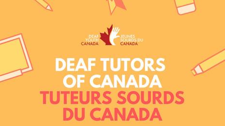 Deaf Tutors of Canada