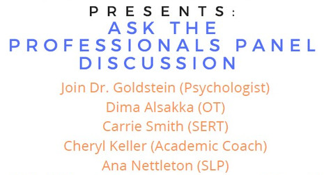 Ask the Professionals - Panel Discussion