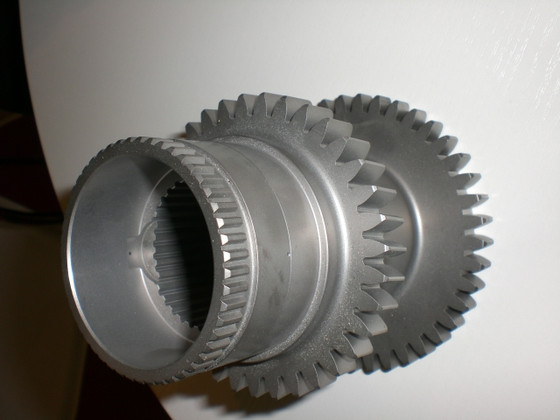 Gears  for agro and earth moving machines  application