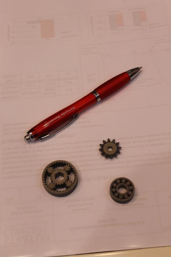 Gears in 3D Printing