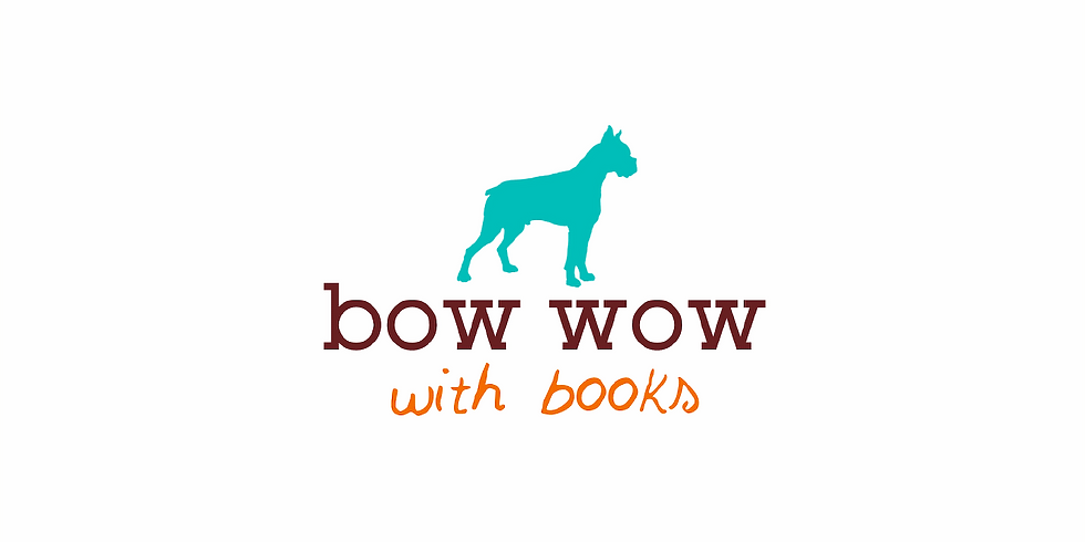 Read to a Dog - Bow Wow with Books