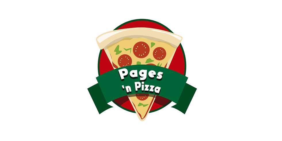 Pages 'n Pizza Bookclub for 6th - 12th Graders