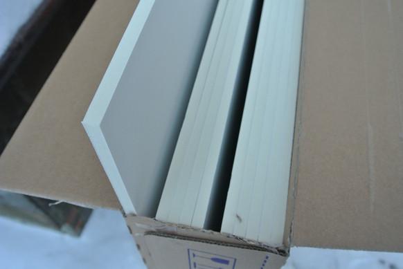 15 ККТ1.7 Foam-x Пенокартон белый 1000х1