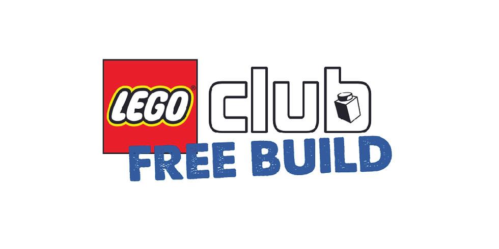 LEGO Club Free Build