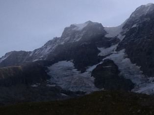 Glacier world