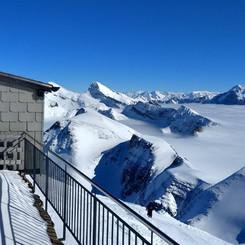 Faulhorn 2681m altitude