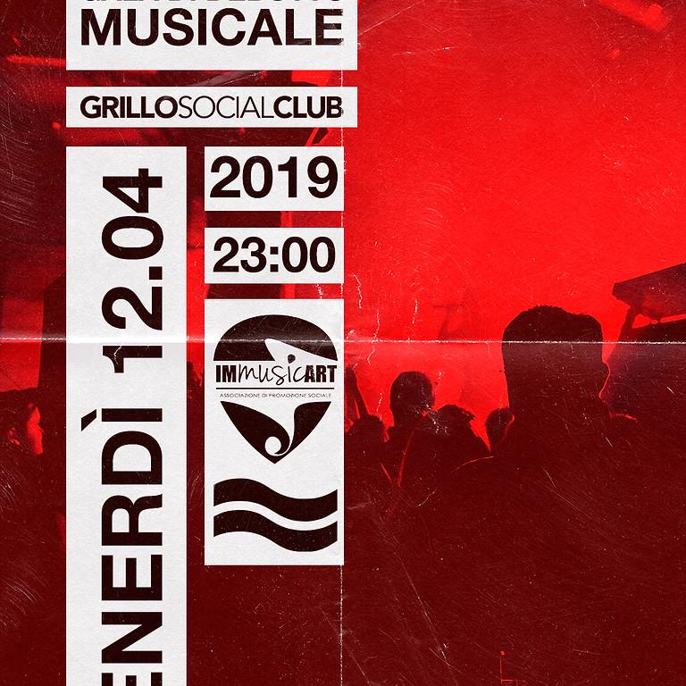 Immusicart Debutto Musicale_ Live music