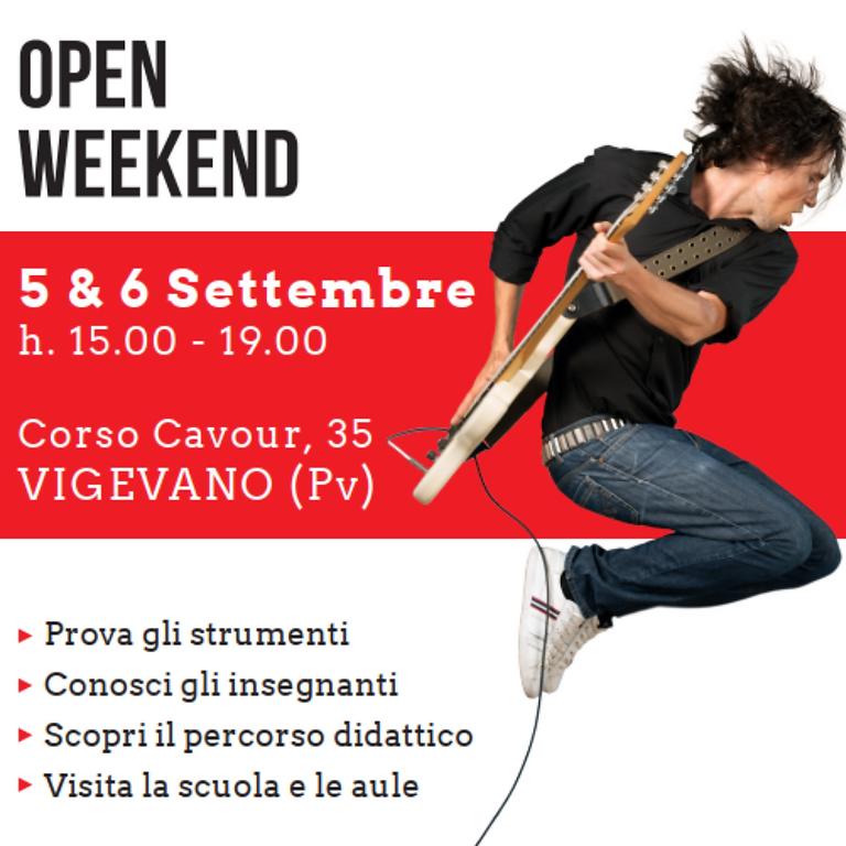 Open Weekend Immusicart