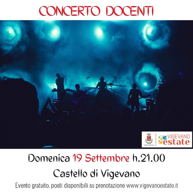 Concerto Docenti Immusicart