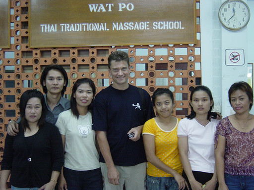 w.Thajland with student.JPG